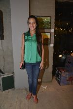 Tara Sharma at Gateway school art show in Mumbai on 6th April 2016