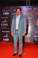 Udit Narayan at GIMA Awards 2016 on 6th April 2016