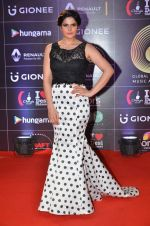 Zarine Khan at GIMA Awards 2016 on 6th April 2016