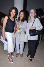 at Gateway school art show in Mumbai on 6th April 2016