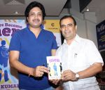mukul kumar & yogesh lakhani at the launch of book As Boy become Men written by Indian railway officer Mukul Kumar in Crosswords on 6th April 2016