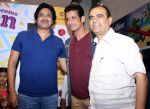 mukul,sharman joshi & yogesh lakhani at the launch of book As Boy become Men written by Indian railway officer Mukul Kumar in Crosswords on 6th April 2016