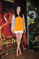 Amyra Dastur at Jungle Book screening on 7th April 2016