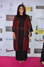 Anita Dongre at Grazia Young Fashion Awards 2016 Red Carpet on 7th April 2016