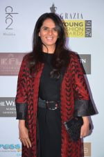 Anita Dongre at Grazia Young Fashion Awards 2016 Red Carpet on 7th April 2016 (70)_5708e3ce96713.JPG