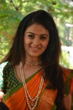 Anjana Sukhani at Gudi Padwa photo shoot on 7th April 2016 (29)_5708e05251819.JPG
