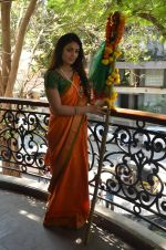 Anjana Sukhani at Gudi Padwa photo shoot on 7th April 2016 (30)_5708e053876a5.JPG