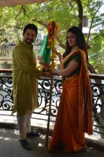 Anjana Sukhani, Swapnil Joshi at Gudi Padwa photo shoot on 7th April 2016 (15)_5708e0644d1c7.JPG