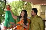 Anjana Sukhani, Swapnil Joshi at Gudi Padwa photo shoot on 7th April 2016 (3)_5708e05a13ec6.JPG
