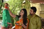 Anjana Sukhani, Swapnil Joshi at Gudi Padwa photo shoot on 7th April 2016 (5)_5708e05b8d3d1.JPG