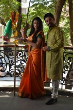 Anjana Sukhani, Swapnil Joshi at Gudi Padwa photo shoot on 7th April 2016 (7)_5708e05c9ce9a.JPG