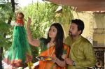 Anjana Sukhani, Swapnil Joshi at Gudi Padwa photo shoot on 7th April 2016 (2)_5708e09019fae.JPG