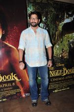 Arshad Warsi at Jungle Book screening on 7th April 2016