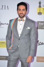 Ayushmann Khurrana at Grazia Young Fashion Awards 2016 Red Carpet on 7th April 2016 (159)_5708e435c6bde.JPG