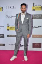 Ayushmann Khurrana at Grazia Young Fashion Awards 2016 Red Carpet on 7th April 2016 (163)_5708e43a26db4.JPG