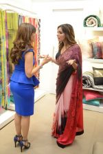 Gauri khan in delhi for satya paul on 8th April 2016 (14)_5708e0f611324.jpg