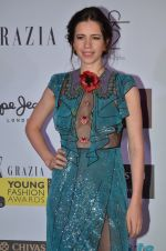 Kalki Koechlin at Grazia Young Fashion Awards 2016 Red Carpet on 7th April 2016