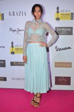 Monica Dogra at Grazia Young Fashion Awards 2016 Red Carpet on 7th April 2016