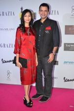 Nachiket Barve at Grazia Young Fashion Awards 2016 Red Carpet on 7th April 2016 (14)_5708e502b1dd4.JPG