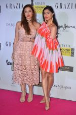 Perina Qureshi at Grazia Young Fashion Awards 2016 Red Carpet on 7th April 2016