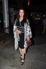 Poonam Dhillon at One Night Stand trailor launch on 7th April 2016