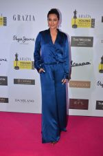 Sonakshi Sinha at Grazia Young Fashion Awards 2016 Red Carpet on 7th April 2016