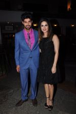 Sunny Leone, Tanuj Virwani at One Night Stand trailor launch on 7th April 2016