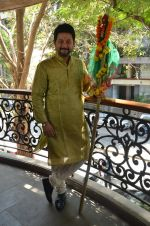 Swapnil Joshi at Gudi Padwa photo shoot on 7th April 2016 (23)_5708e09810514.JPG