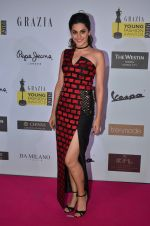 Taapsee Pannu at Grazia Young Fashion Awards 2016 Red Carpet on 7th April 2016