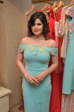 Zarine Khan at designer Ritika Bharwani preview on 7th April 2016