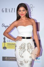 at Grazia Young Fashion Awards 2016 Red Carpet on 7th April 2016