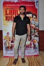 Akshay Oberoi at Laal Rang film promotions in Mumbai on 9th April 2016