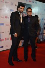 Arjun Kapoor, Gulshan Grover at Femina Miss India red carpet on 9th April 2016