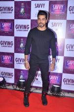Gautam Gulati at Savvy Magazine covers celebrations in Mumbai on 9th April 2016