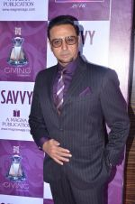 Gulshan Grover at Savvy Magazine covers celebrations in Mumbai on 9th April 2016