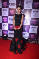 Kim Sharma at Savvy Magazine covers celebrations in Mumbai on 9th April 2016 (125)_570a41ae8be22.JPG