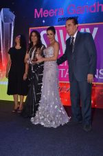Malaika Arora Khan, Shobhaa De at Savvy Magazine covers celebrations in Mumbai on 9th April 2016 (58)_570a41c7a721a.JPG