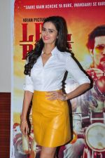 Meenakshi Dixit at Laal Rang film promotions in Mumbai on 9th April 2016