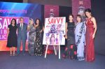 Nandana Sen, Kim Sharma, Zarine Khan at Savvy Magazine covers celebrations in Mumbai on 9th April 2016 (48)_570a42779045f.JPG