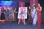 Nandana Sen, Kim Sharma, Zarine Khan at Savvy Magazine covers celebrations in Mumbai on 9th April 2016