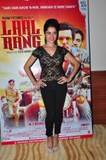 Piaa Bajpai at Laal Rang film promotions in Mumbai on 9th April 2016