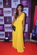 Sandhya Shetty at Savvy Magazine covers celebrations in Mumbai on 9th April 2016 (30)_570a42c6a8623.JPG