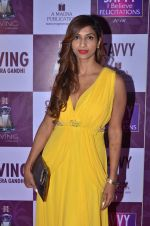 Sandhya Shetty at Savvy Magazine covers celebrations in Mumbai on 9th April 2016