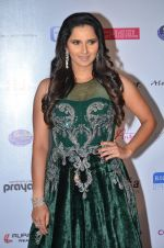 Sania Mirza at Femina Miss India red carpet on 9th April 2016