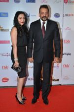 Sanjay Dutt, Manyata Dutt at Femina Miss India red carpet on 9th April 2016
