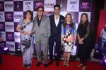 Sanjay Khan, Zarine Khan, Zayed Khan at Savvy Magazine covers celebrations in Mumbai on 9th April 2016
