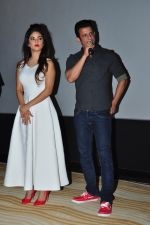 Sharman Joshi, Meera Chopra promotes 1920 London film on 9th April 2016