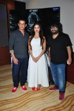 Sharman Joshi,Meera Chopra, Pritam Chakraborty promotes 1920 London film on 9th April 2016 (18)_570a3d0681ce2.JPG
