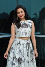Swara Bhaskar celebrates her bday at the promotion of Nil Battey Sannata on 9th April 2016