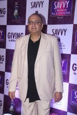 Vivek Vaswani at Savvy Magazine covers celebrations in Mumbai on 9th April 2016 (143)_570a43803379b.JPG